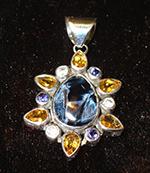 Pietersite Jewellery