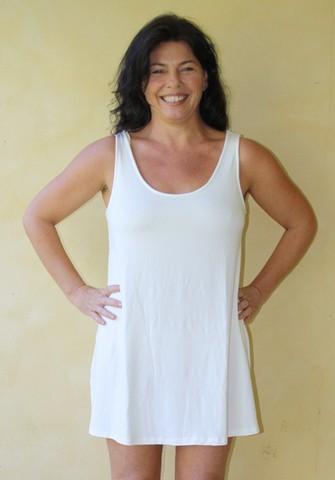 A-line singlet dress