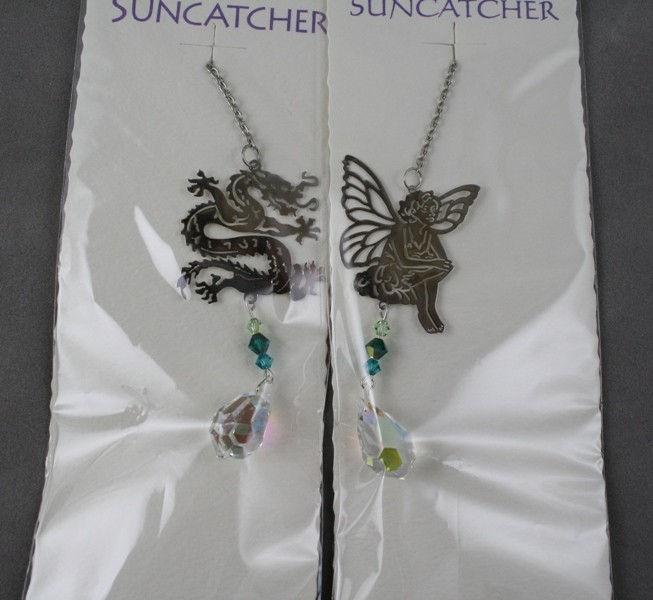 Mini suncatchers