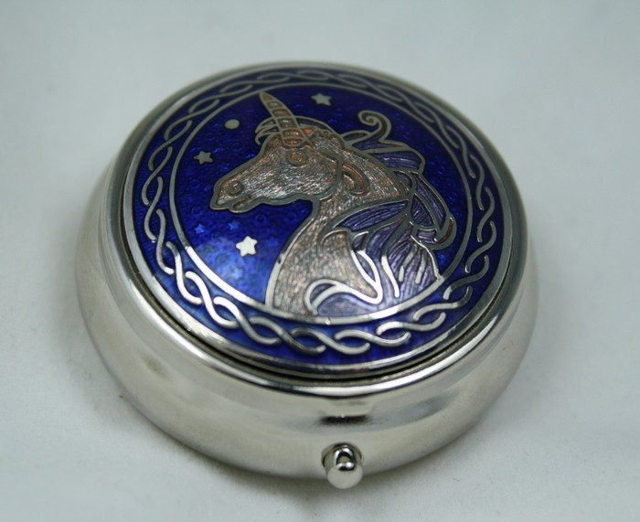 Unicorn Pill Box