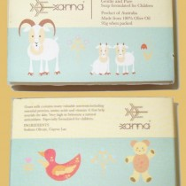 Xanna Goats Milk Soap for Children