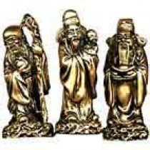 Star Gods of Happiness, Affluence and Longevity