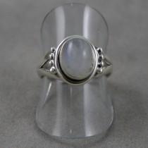Moonstone oval