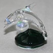 Crystal dolphin