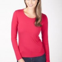 Christina Long Sleeve Scoop