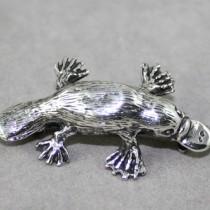 Platypus brooch