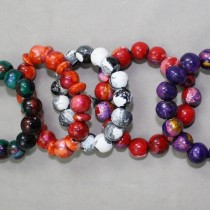 Bright Wood Bracelets
