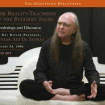 The Reality-Teachings of the Buddhist Sages