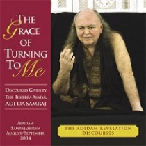 The Grace of Turning to Me