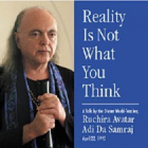 Reality Is Not What You Think