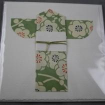Pale Green Kimono