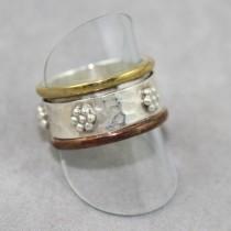 Hilltribe Silver Ring