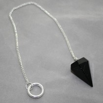 Black Tourmaline Pendulum