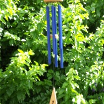 Harmony Wind Chime Blue