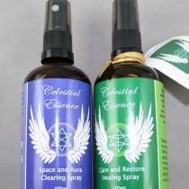Celestial Essence Sprays