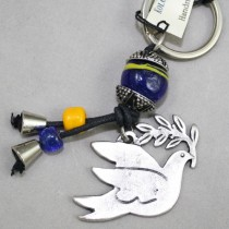 Dove key ring