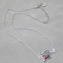 Cha Cha Cha Cat Necklace