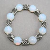 Girasol beads bracelet