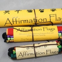 Rainbow Affirmation Flags