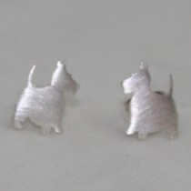 Scottie Dog Earrings