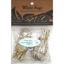 Twin Pack White Sage