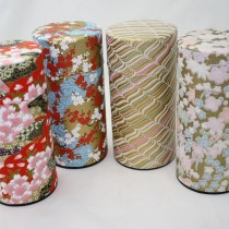 Japanese Tea Canister