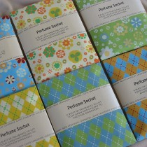 Botanical Drawer Sachet