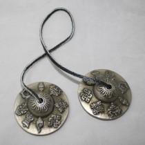 Tibetan Cymbals (Tingsha)