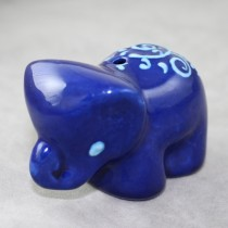 Blue elephants from Turkey