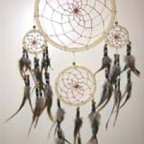 Bone Dream Catcher