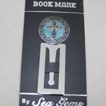 Celtic cross book mark