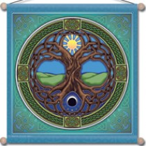Meditation Banner - Tree of Life