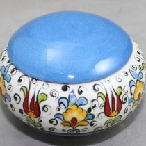 Turkish bowl with lid