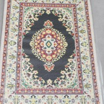 Miniature Carpet red navy