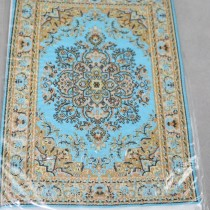 Miniature Carpet aqua