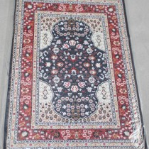 Miniature Carpet red border