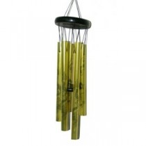 Gold Dragon Windchime