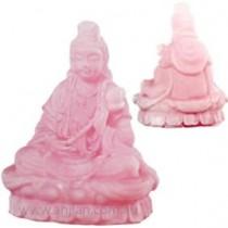 Quan Yin Statue Pink