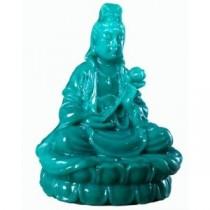 Quan Yin Green Jade
