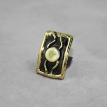 Copper and Brass Ring no.3