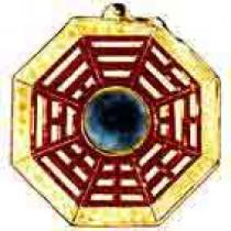 Bagwa Mirror, metal