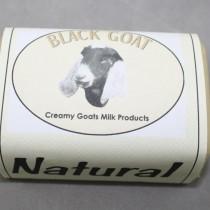 Black Goat Soap Natural