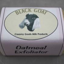 Black Goat Soap Oatmeal