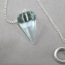 Blue Obsidian Pendulum