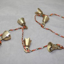 Small hanging bells