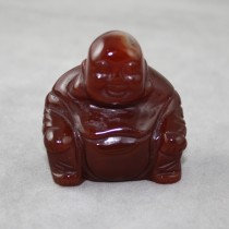Carnelian Buddha
