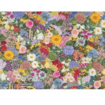 Carpet of Flowers (Hand Embroidery)