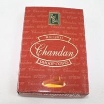 Chandan Dhoop Cones