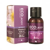ECO Body Certified Organic Body Vitamin E Oil