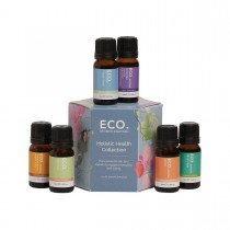 Eco Modern Essentials Aroma Essential Oil Blend Collection Holistic Health 10ml x 6 Pack